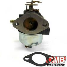 Snow Blower Carburetor Replaces Tecumseh 632370A Oregon 50-663 For HM100 Toro