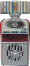 JUKEBOX MINIATURE COLLECTIBLE REPLICA AMI CONTINENTAL (1961) LIGHTS AND PLAYS