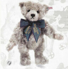 "STEIFF ""STEIFF CLUB ANNUAL EDITION 2011"" EAN 421143 GREY MOHAIR 30 CM BEAR"