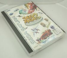 Sega Saturn - Sega Ages - BRAND NEW FACTORY SEALED damaged case