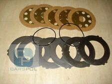 BRAKE PLATES AND SEALS SET FOR PROJECT 9 & 12 ONE WHEEL - JCB PARTS 3CX 4CX