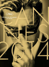 CANNES 2014 FILM FESTIVAL  MASTROIANNI - OFFICIAL  ORIGINAL LARGE FRENCH POSTER