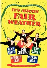 It's Always Fair Weather (1955) Gene Kelly, Cyd Charisse Region 2 (UK) DVD New