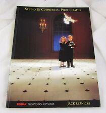Studio & Commercial Photography (Kodak Pro Workshop Series) Paperback April 1999
