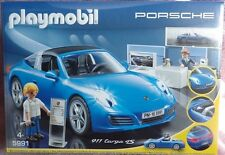 PLAYMOBIL 5991 porsche 911 targa 4 S