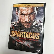 * DVD TV FILM * SPARTACUS BLOOD AND SAND SEASON 1 * sca NEW