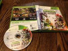Plants vs. Zombies: Garden Warfare (Microsoft Xbox 360, 2014) USED VIDEO GAME