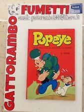Popeye N.9 Anno 76 Edicola