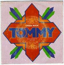 Who - Tommy - listen to you/see me, feel me / overture; Spain