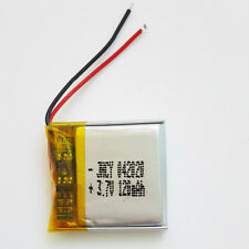 3.7V 120mAh 402020 Battery Li po Polymer Rechargeable For MID MP3 GPS bluetooth