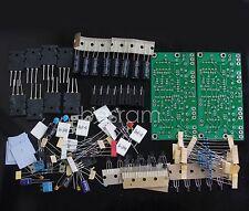 Stereo L20SE Audio power amplifier Kit AMP board Update DC ±10V-±70V 20HZ-20KHZ