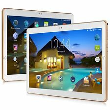 10.1'' Android 4.4 Tablet PC Quad Core Dual SIM 3G WIFI Unlocked 16GB Bluetooth