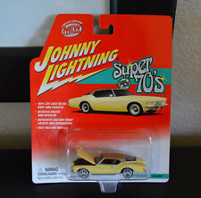 Johnny Lightning Super 70's 1972 Buick Riviera