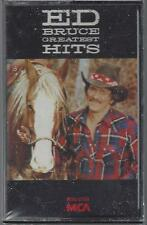 ED BRUCE GREATEST HITS Last Cowboy Song Girls Women Ladies  NEW CASSETTE