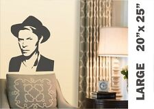 David Bowie Vinyl Decal  WALL Sticker Anonymous #DavidBowie