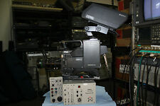 Sony DXC-30 TRIAX Camera System!