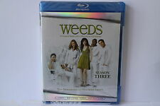 WEEDS SEASON THREE BLU RAY BNEW SEALED