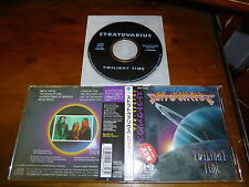 Stratovarius / Twilight Time JAPAN VICP-5254 1ST PRESS!!!!! A8