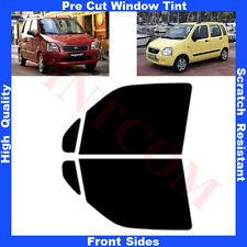 Pellicola Oscurante Vetri Auto Anteriori per Suzuki Wagon R+ 5P 00-08 da 5% a70%