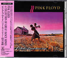 Pink Floyd Collection Of Great Dance Songs 1988 Japan CD Early Press 28DP-5009