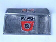 1953 1954 1955 1956 53 54 55 56 FORD TRUCK STEP PLATE FOR RUNNING BOARD W/SCREWS
