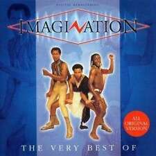 Imagination - The Very Best Of CD