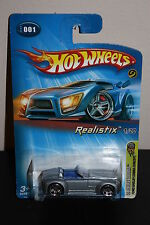 Hot Wheels Realistix 2005 First Editions Ford Shelby Cobra Concept
