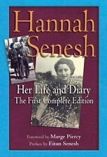 Hannah Senesh: Her Life and Diary, the First Complete Edition-ExLibrary