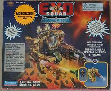 ExoSquad Wolf Bronski Figure Subterranean Special Mission E-Frame 1995 New MISB