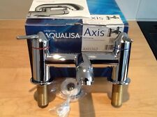 Aqualisa Bath Mixer taps,model Axis,new,rrp £229.00