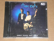 STRAY CATS - CHOO CHOO HOT FISH - CD COME NUOVO (MINT)