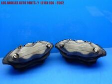 MERCEDES  W221 W216 S550 CL550 S400 FRONT BREMBO BRAKE CALIPER PAIR LEFT & RIGHT