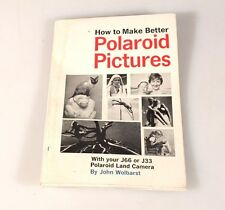 1962 POLAROID J66-J33 HOW-TO MAKE BETTER POLAROID PICTURES