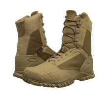 Oakley Men's SI-8 Military Boots, Coyote, Size 12, BNIB $200