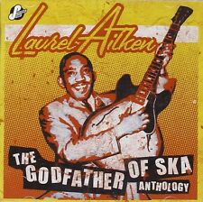 LAUREL AITKEN - THE GODFATHER OF SKA-ANTHOLOGY 2 CD NEU