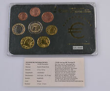 2 Euro Gedenkmünzensatz Kursmünzensatz KMS Belgien Römische Verträge