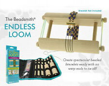 Endless Loom  - Deb Moffett-Hall, Beadsmith, No Warp Threads, Beadweaving