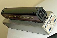 Tenshodo 'HO' Gauge Brass 423 Pennsylvania Flush Side Baggage Passenger Car Japa