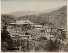 c.1890's PHOTO  JAPAN - FUJIYA HOTEL