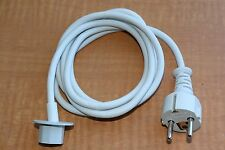 1x Euro Genuine Late 2012 Apple iMac Power Cord Cable EUR Excellent Condition