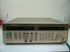 hp Agilent 83752A Synthesized Sweeper 10MHz - 20GHz Signal Generator