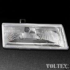 1991-1995 Plymouth Voyager Grand Voyager Headlight Lamp Clear lens Halogen RH