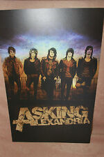 ASKING ALEXANDRIA POSTER - 11x18 - NEW