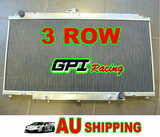 NEW Alloy Radiator For NISSAN GU PATROL Y61 PETROL 4.5L AT/MT 97-2001