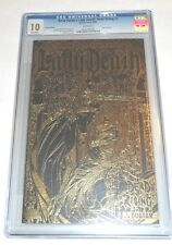 BRIAN PULIDO'S LADY DEATH: DEAD RISING #1 CGC 10 GEM.LEATHER EDITION,LMTD 700