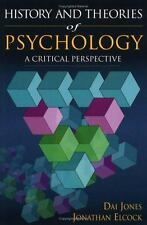 History and Theories of Psychology: A Critical Perspective