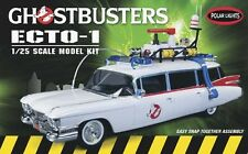 Polar Lights [PLL] 1:25 Ghostbuster Ecto-1 Snap Model Kit PLL914 POL914