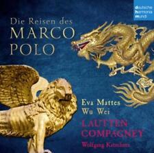 Lautten Compagney - Die Reisen des Marco Polo (Musikalisches Hörbuch) - CD
