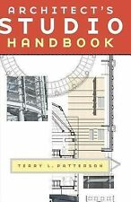 Architect's Studio Handbook by Terry L. Patterson (2001, Hardcover)