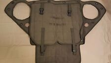 Military Jeep M151 M151A2 Artic Winter OD Green Grille Grill Cover N.O.S.